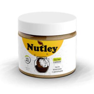 Кокосовая паста с шоколадом Nutley