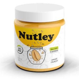 Арахисовая паста (Crunchy) Nutley