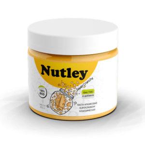 Арахисовая паста Super Crunchy Nutley
