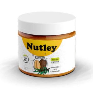 Арахисовая паста с финиками Nutley